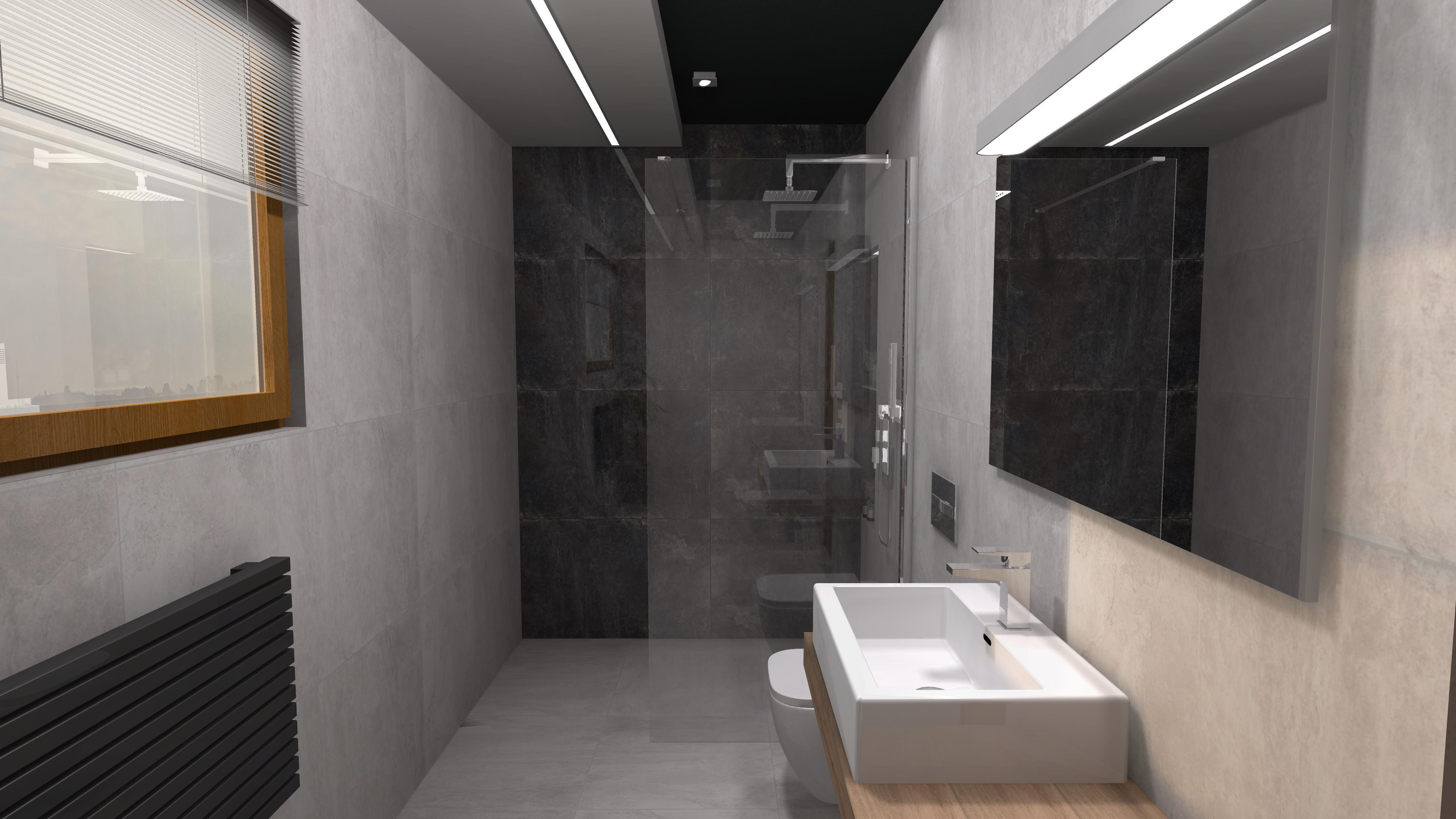Projekty łazienek Cermar2