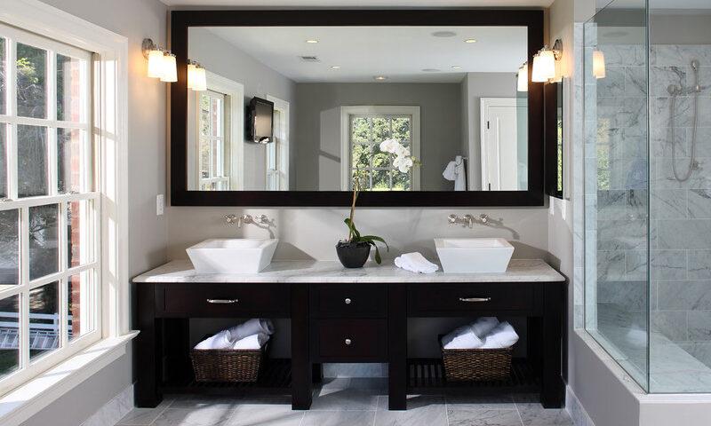 oświetlenie łazienkowe plafony i kinkiety
