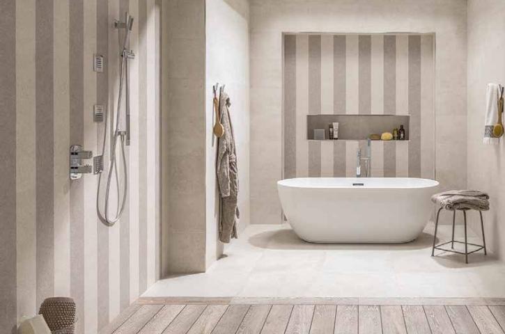 łazienka w skandynawskim stylu