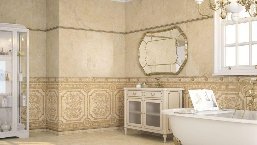 łazienka pałacowa